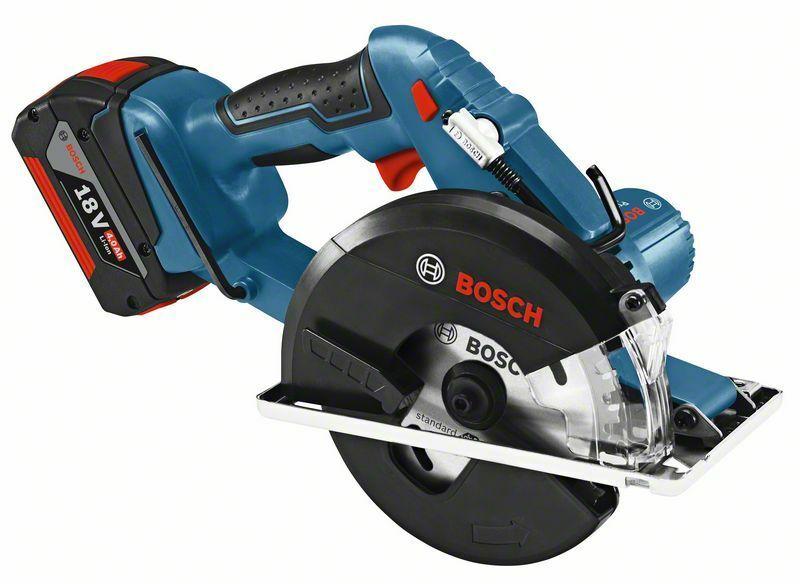 Aku okružní pila Bosch GKM 18 V-LI Professional, 06016A4000