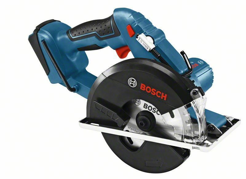 Aku okružní pila Bosch GKM 18 V-LI Professional - solo