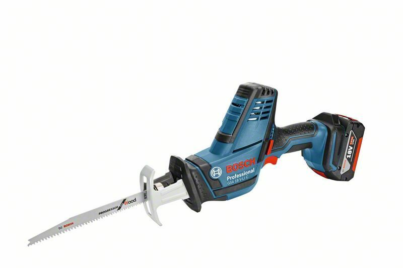 Aku pila ocaska Bosch GSA 18 V-LI C Professional - bez baterie, 06016A5001