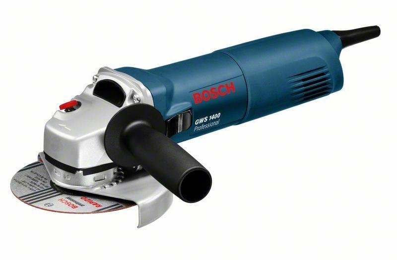 Úhlová bruska Bosch GWS 1400 Professional - 125mm, 820W, 0601824800