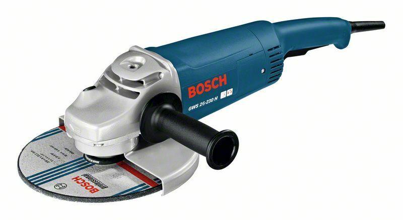 Velká úhlová bruska Bosch GWS 26-230 JH Professional, 0601856M00