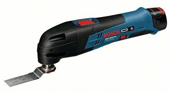 Multifunkční nářadí Bosch GOP 10,8 V-LI Professional, 060185800U