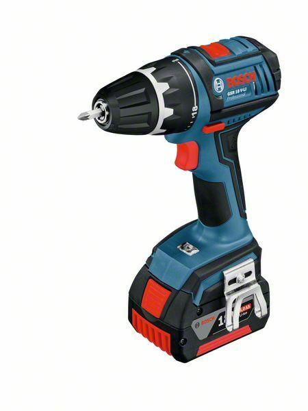 Aku vrtací šroubovák Bosch GSR 18 V-LI Professional, 060186610H