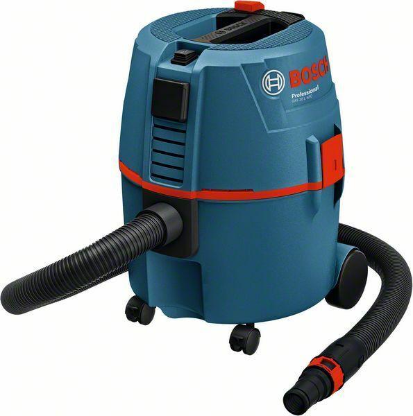 Vysavač na suché a mokré vysávání Bosch GAS 20 L SFC Professional, 060197B000