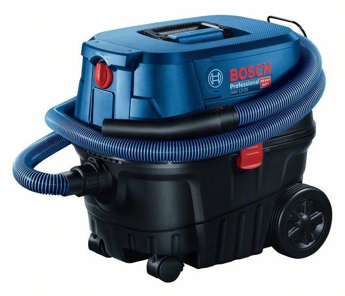 Vysavač na suché a mokré vysávání Bosch GAS12-25/12-25PS Professional, 060197C100