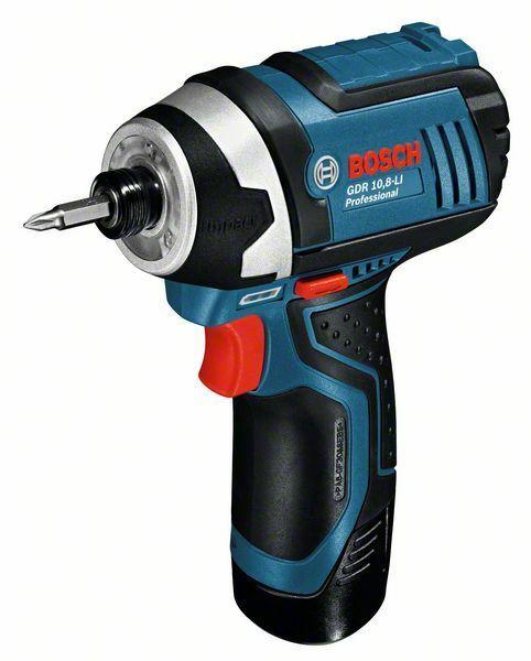 Aku rázový utahovák Bosch GDR 10,8-LI Professional, 06019A6977