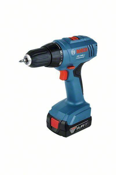 Aku vrtací šroubovák Bosch GSR 1440-LI Professional, 06019A8405
