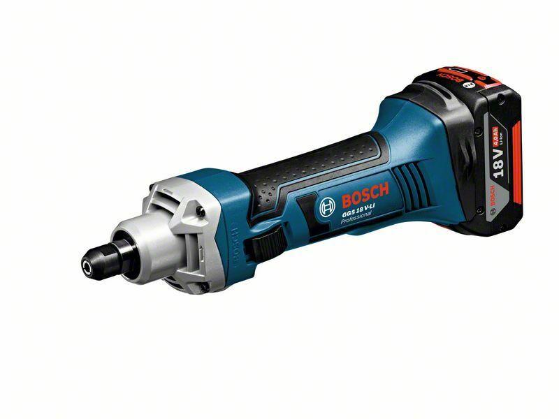 Aku přímá bruska Bosch GGS 18 V-LI Professional - bez baterie