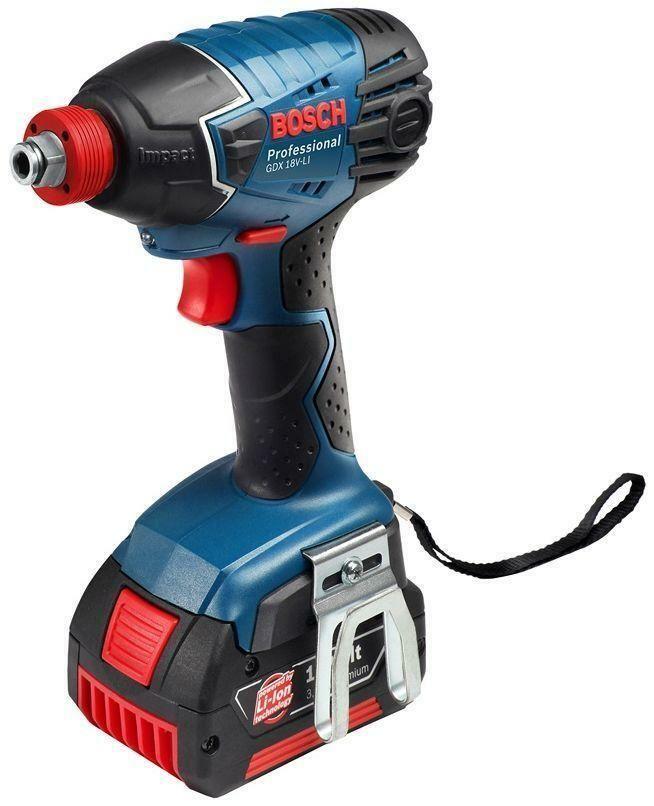 Aku rázový utahovák Bosch GDX 18 V-LI Professional, 06019B8100