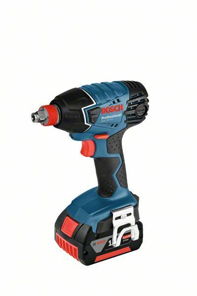 Aku rázový utahovák Bosch GDX 18 V-LI Professional, 06019B8104