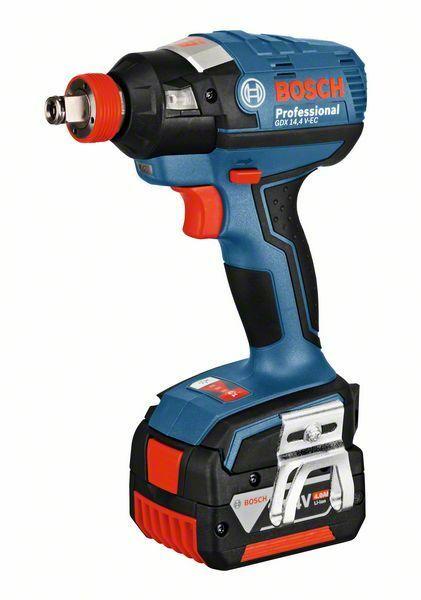 Aku rázový utahovák Bosch GDX 14,4 V-EC Professional, 06019B9000