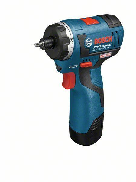 Aku vrtací šroubovák Bosch GSR 10,8 V-EC HX Professional, 06019D4104