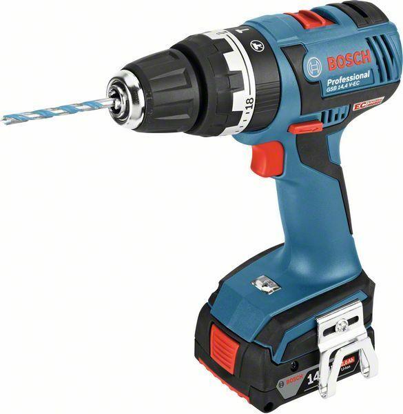 Aku kombinovaný šroubovák Bosch GSB 14,4 V-EC Professional, 06019D7002