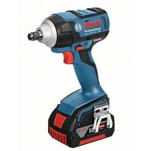 Aku rázový utahovák Bosch GDS 18 V-EC 250 Professional, 06019D8120