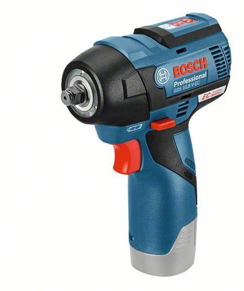 Aku rázový utahovák Bosch GDS 10,8 V-EC Professional - solo