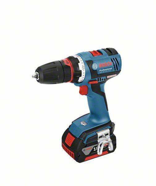Aku vrtací šroubovák Bosch GSR 18 V-EC FC2 Professional, 06019E1100