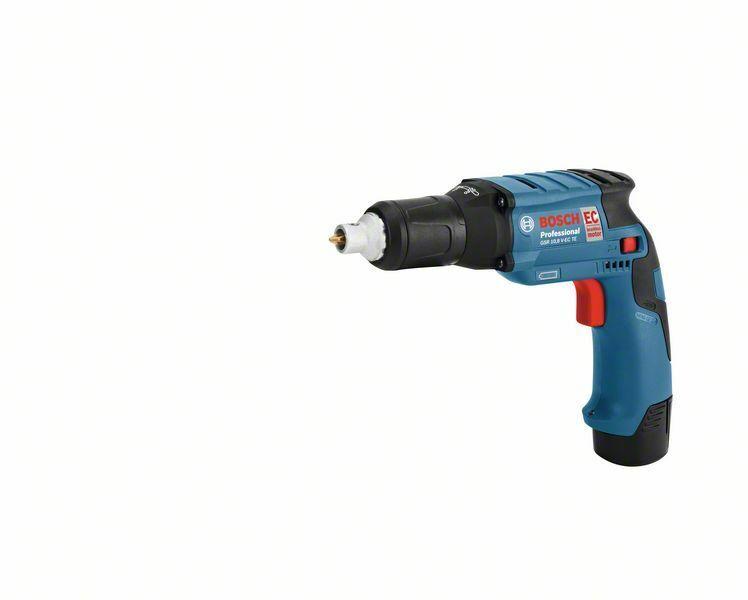 Aku sádrokartonářský šroubovák Bosch GSR 10,8 V-EC TE - bez baterie, 06019E4002