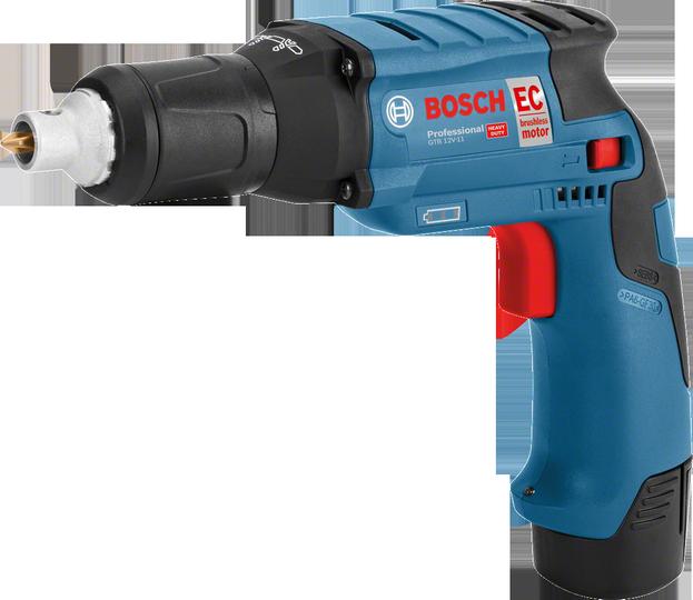Aku sádrokartonářský šroubovák Bosch GTB 12V-11 Professional, 06019E4004
