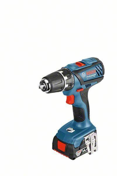 Aku vrtací šroubovák Bosch GSR 14,4-2-LI Plus Professional -bez baterie, 06019E6002