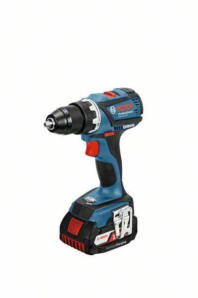 Aku vrtací šroubovák Bosch GSR 18 V-EC Professional, 06019E8106