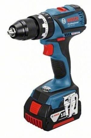 Aku kombinovaný šroubovák Bosch GSB 18 V-EC Professional, 06019E9101