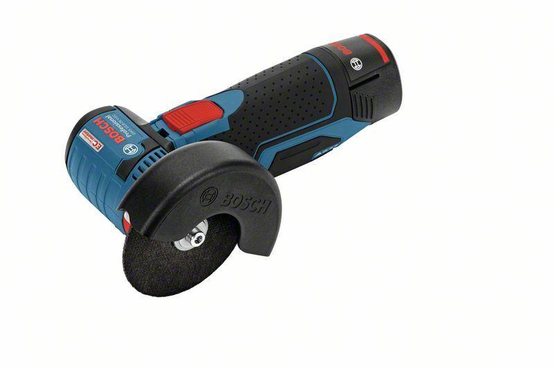 Aku úhlová bruska Bosch GWS 10,8-76 V-EC Professional -bez baterie, 06019F2000