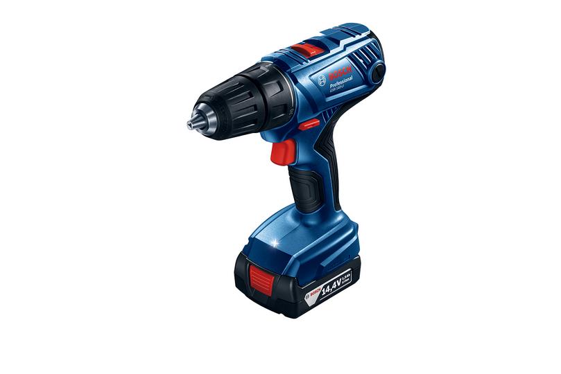Aku vrtací šroubovák Bosch GSR 140-LI Professional, 06019F8000