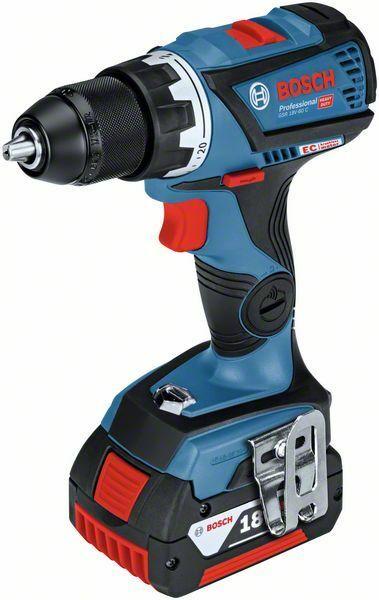 Aku vrtací šroubovák GSR 18V-60 C Bosch Professional, 06019G1108  GSR 18V-60 C