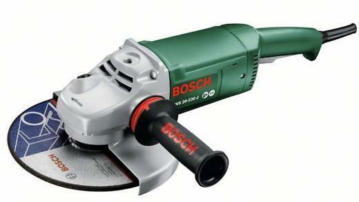 Úhlová bruska Bosch PWS 20-230 J, 2000W, 230mm, 0603359V00