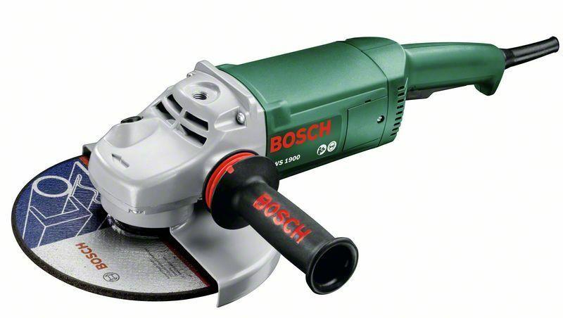 Úhlová bruska Bosch PWS 1900, 1900W, 230mm, 0603359W03
