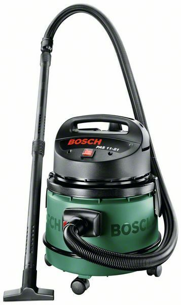 Vysavač na mokré i suché vysávání Bosch PAS 11-21, 0603395008