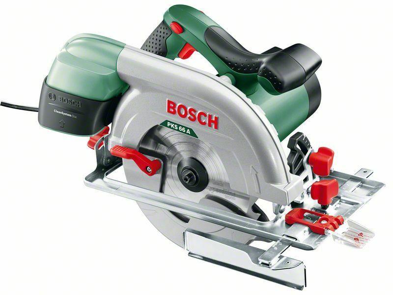Ruční okružní pila Bosch PKS 66 A, 1600W, 0603502022