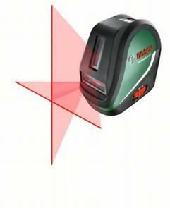 Samonivelační křížový laser UniversalLevel 3, 0603663900 BOSCH