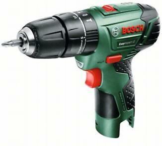 Aku kombinovaný šroubovák EasyImpact 12 Bosch (bez akumulátoru a nabíječky), 060398390N