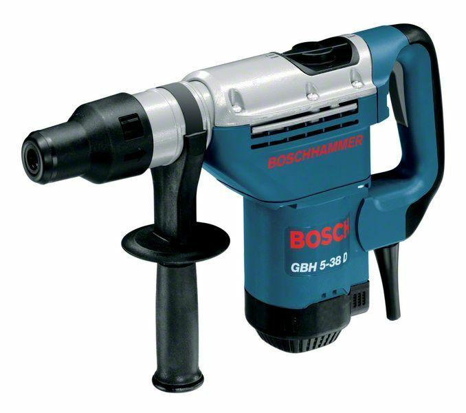 Vrtací kladivo s SDS-max Bosch GBH 5-38 D Professional, 0611240008