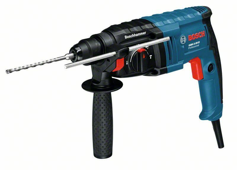 Vrtací kladivo s SDS-plus Bosch GBH 2-20 D Professional, 061125A400
