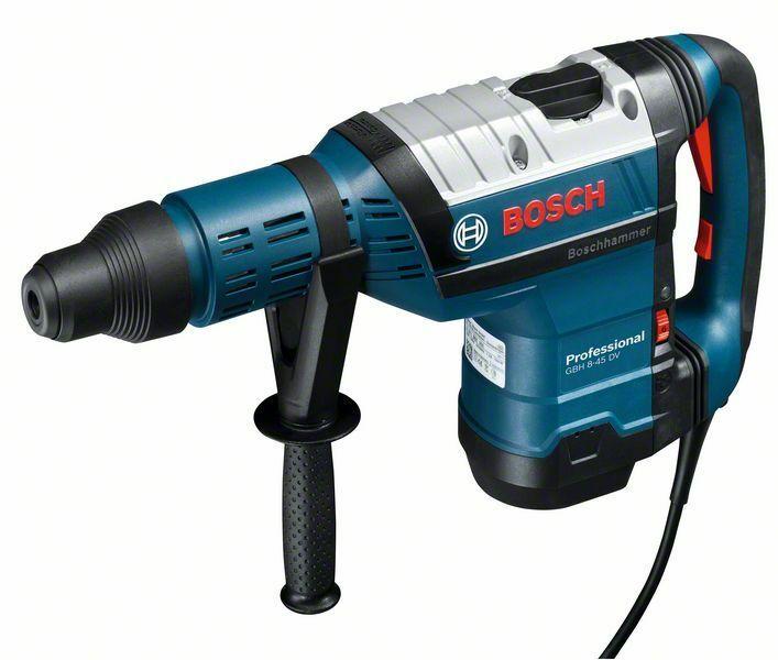 Vrtací kladivo s SDS-max Bosch GBH 8-45 DV Professional, 0611265000