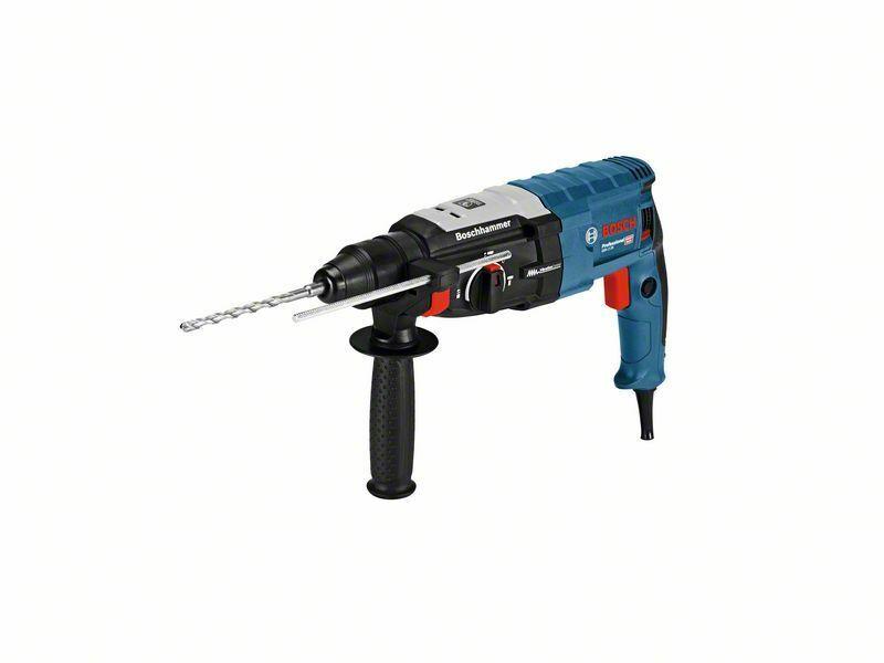 Vrtací kladivo Bosch GBH 2-28 Professional, SDS-plus, plastový kufr, 0611267500
