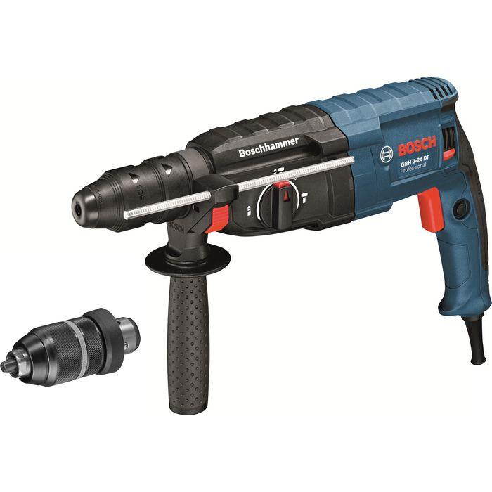 Vrtací kladivo s SDS-plus Bosch GBH 2-24 DF Professional, 06112A0400