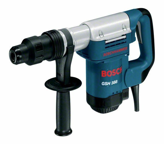 Sekací kladivo s SDS-max Bosch GSH 388 Professional, 0611388008