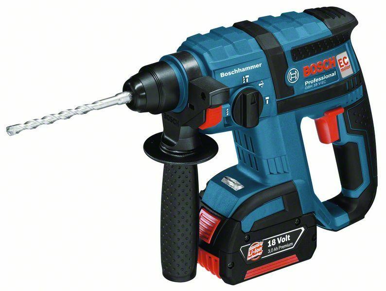 Vrtací kladivo Bosch GBH 18 V-EC Professional, 0611904004