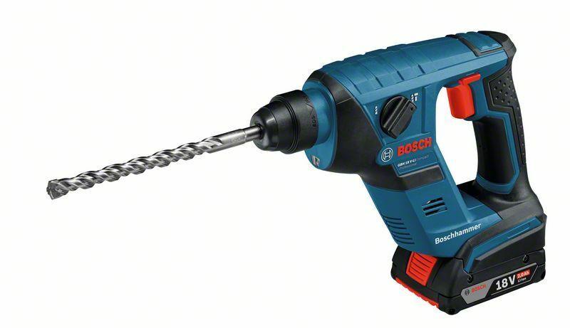 Vrtací kladivo Bosch GBH 18 V-LI Compact, 0611905308