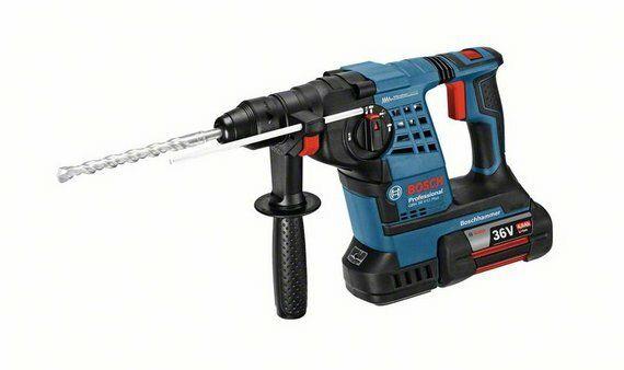 Aku vrtací kladivo Bosch GBH 36 V-LI Plus, 0611906003