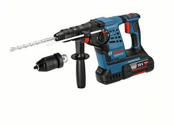 Aku vrtací kladivo Bosch GBH 36 VF-LI Plus, 0611907003