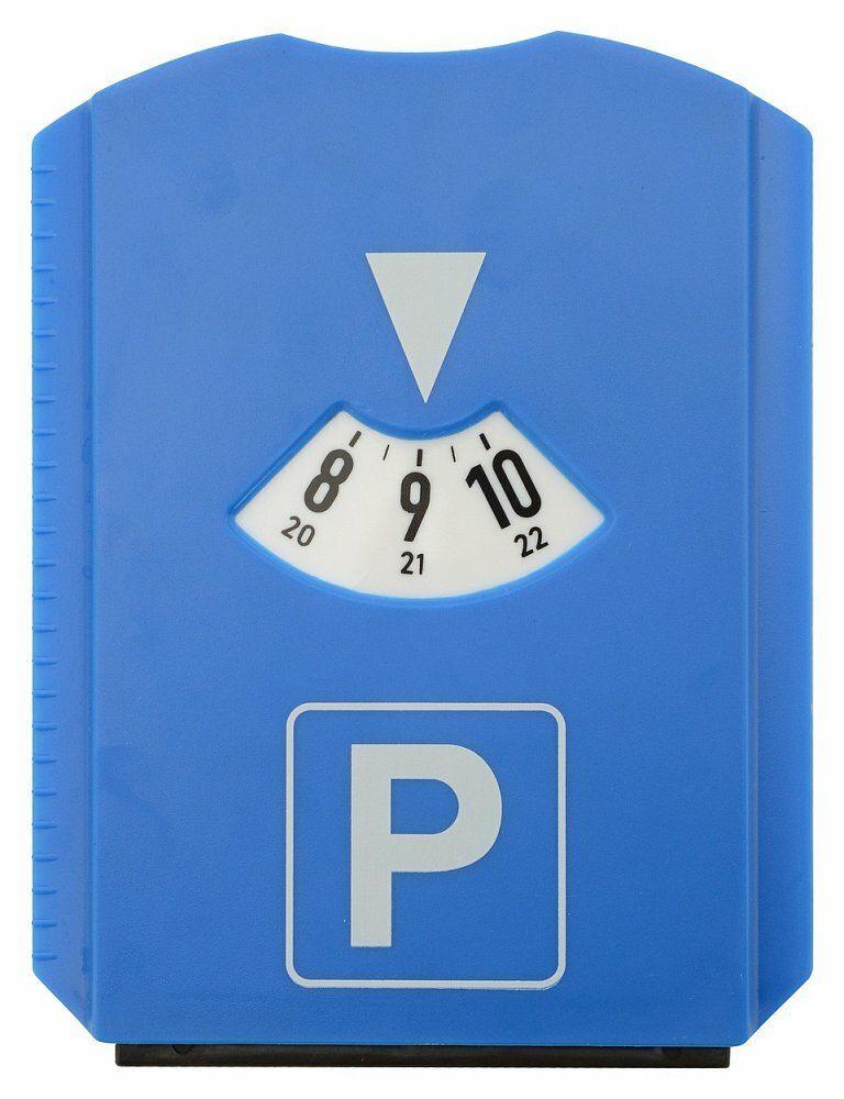 Parkovací hodiny s měřičem dezénu, COMPASS