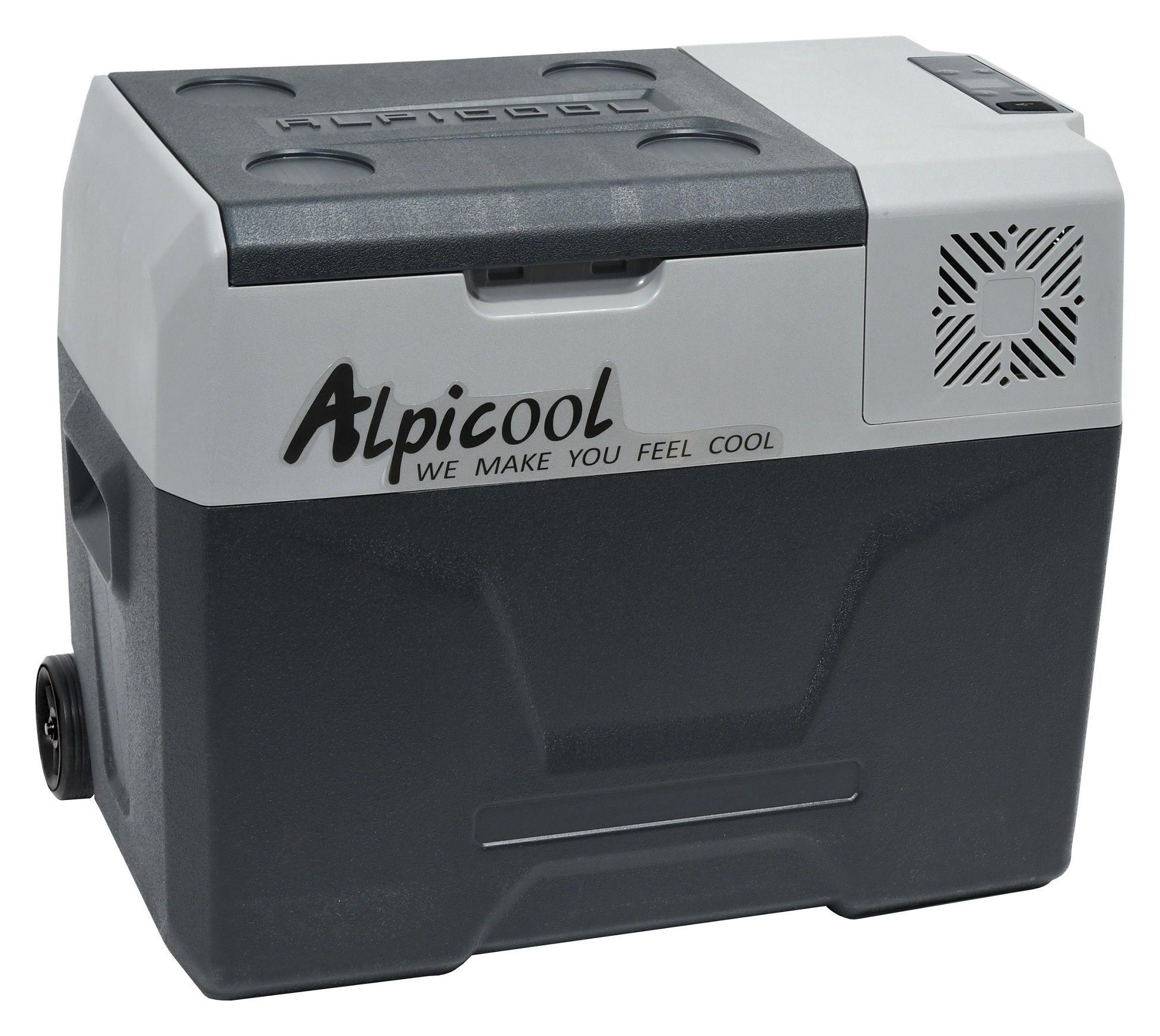 Chladící box FREEZE kompresor 40l 230/24/12V -20°C COMPASS