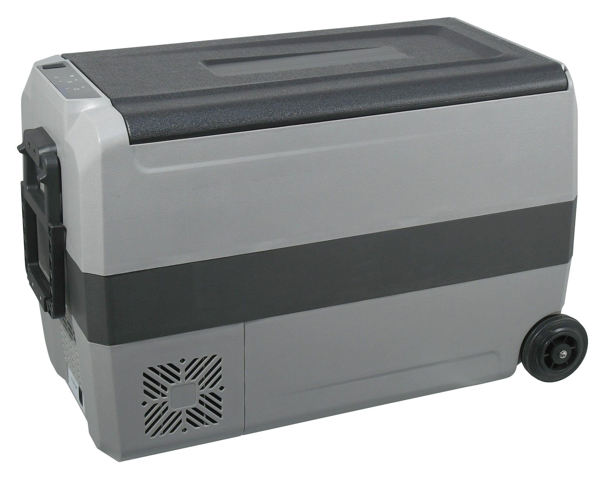 Chladící box DUAL kompresor 50l 230/24/12V -20°C COMPASS