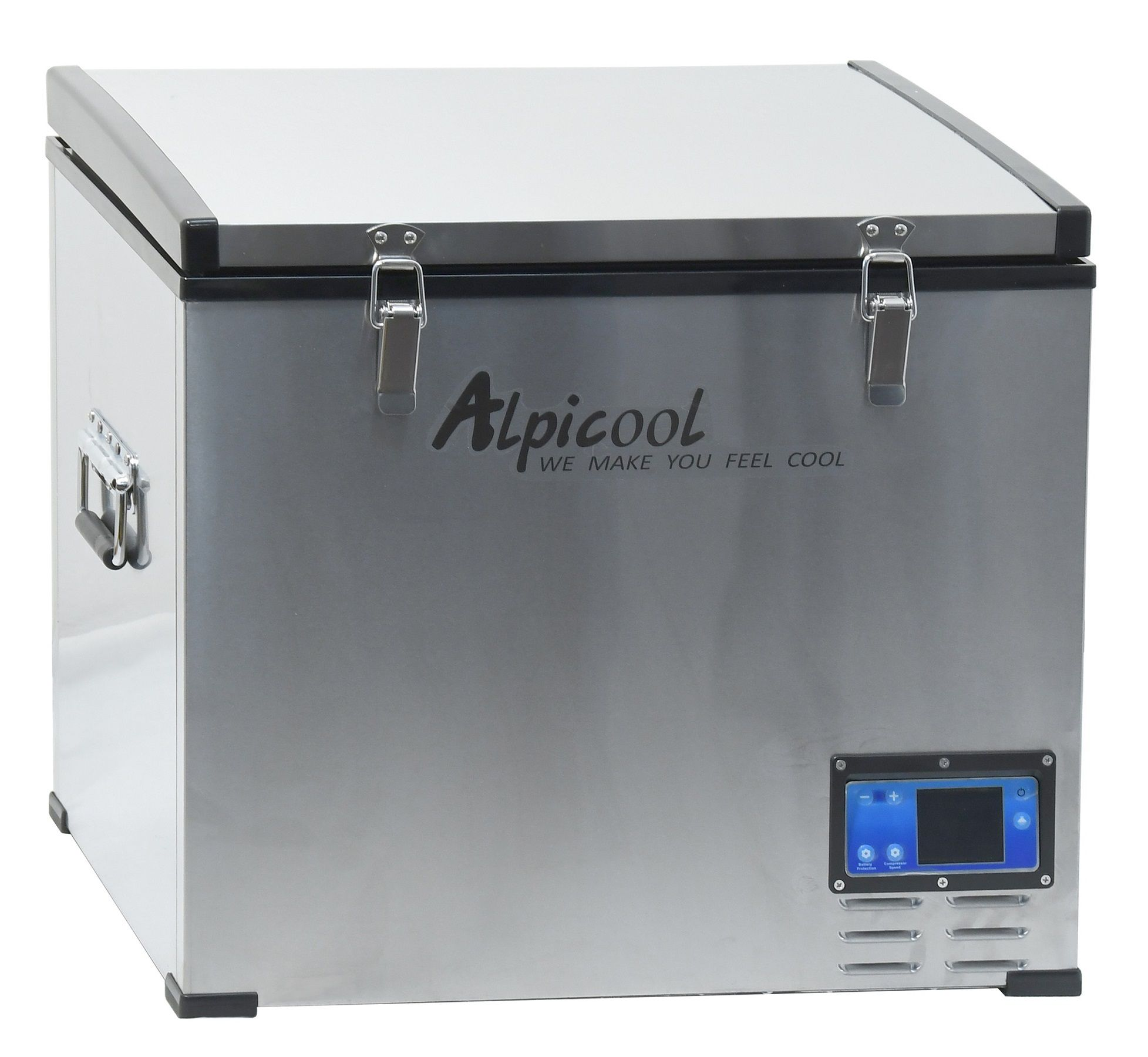 Chladící box BIG FRIDGE kompresor 60l 230/24/12V -20°C COMPASS