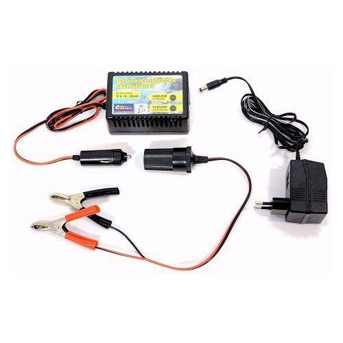 Nabíječka akumulátoru udržovací 10-250Ah COMPASS 07144