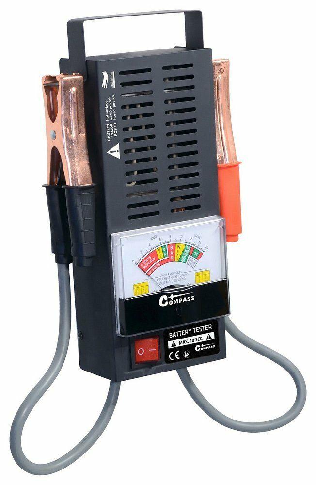 Tester autobaterie zátěžový ANALOG, COMPASS